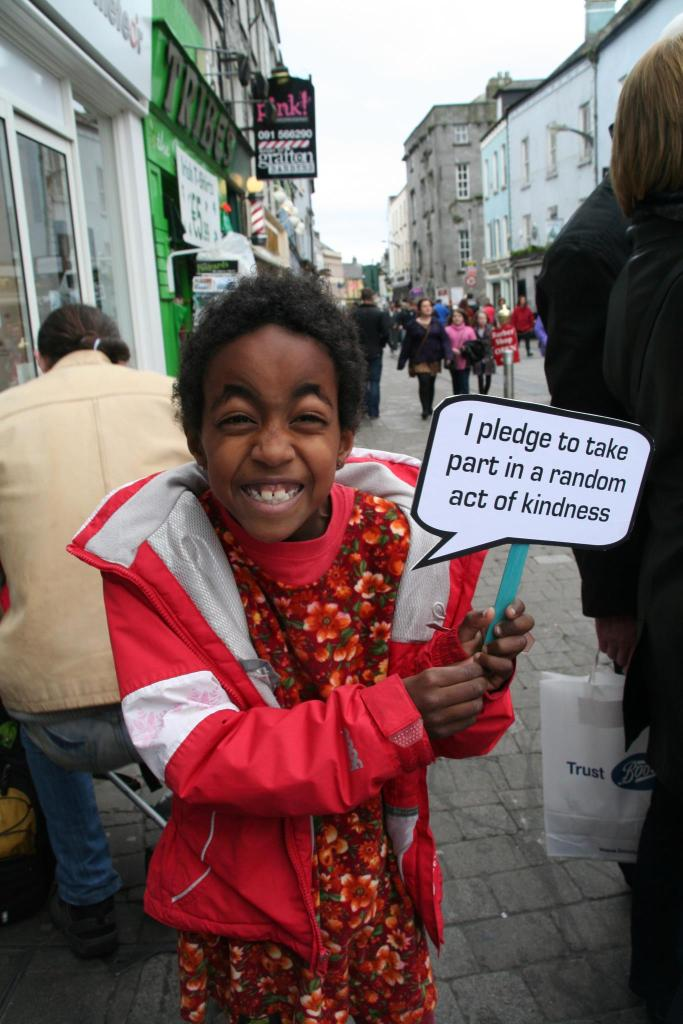 Earth Hour Pledges