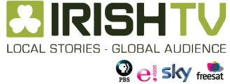 Irish TV Logo